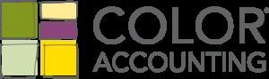 Color Accounting Logo