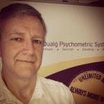 Richard Yelland from the McQuaig Psychometric System