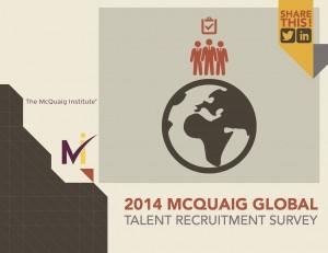 McQuaig Talent Recruitment Survey 2014