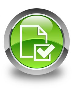Survey icon from The McQuaig Psychometric System from Holst