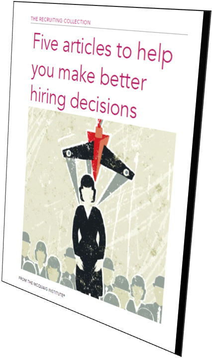 Make Better Hiring Decisions from The McQuaig Psychometric System from Holst