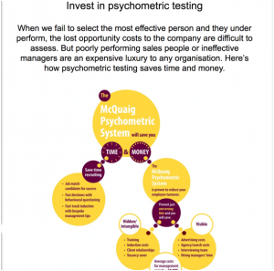 Invest In Psychometric Testing