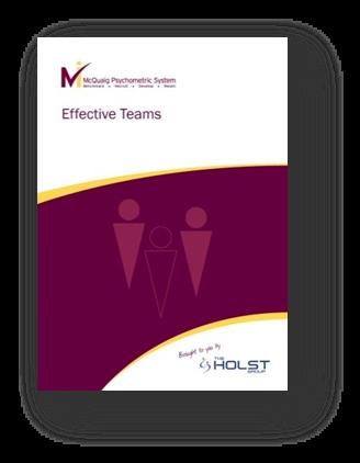 Effective Teams Trainer Certification