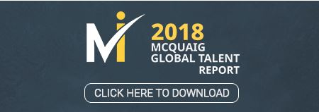 2018 Global Talent Report Download Button