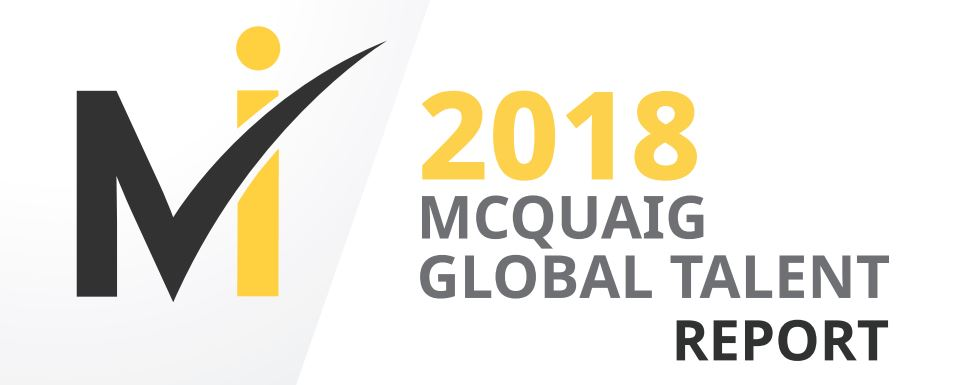 2018 McQuaig Global Talent Report
