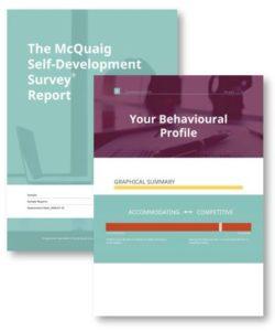 mcquaig self development survey