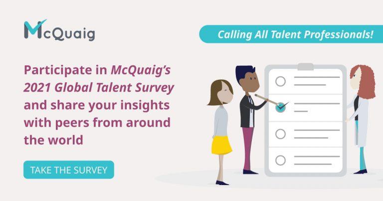 mcquaig global talent survey